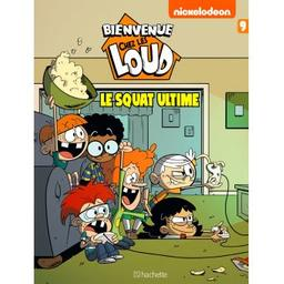 Squat ultime (Le). tome 9 | Nickelodeon