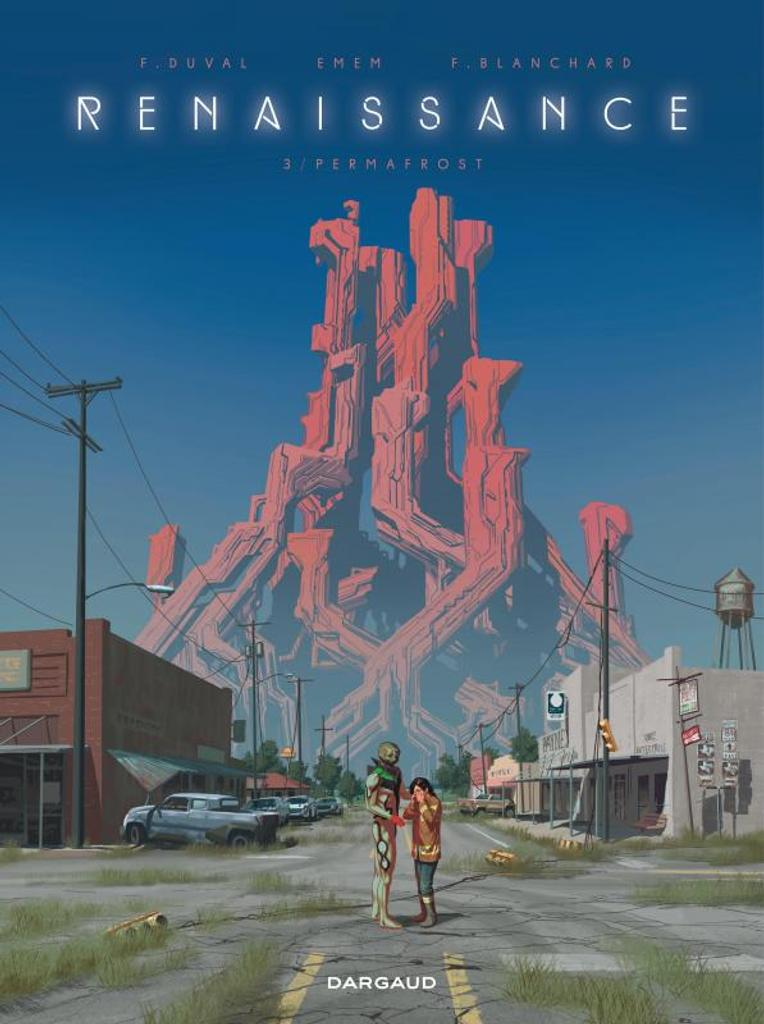 Permafrost, tome 3. tome 3 | Duval, Fred